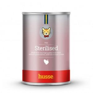 Sterilised Turkey, pate: 400 g