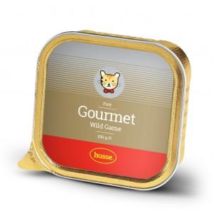 Gourmet Wild Game 貓貓濕糧,優質美食系列,主食罐, 肉醬,原野味(紅肉)  : 100g