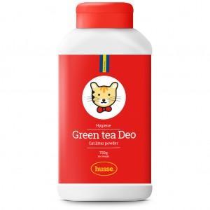 Green tea Deo 綠茶粉: 750 g