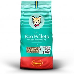 Eco Pellets 環保 雲杉松木貓砂: 3 kg