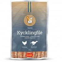 Kycklingfilé  雞肉乾 : 100 g