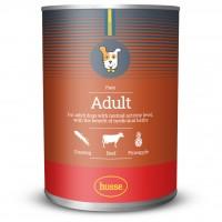 Pâté Adult 全天然狗狗濕糧 (成犬主食罐) 牛肉,菠蘿和人參 -  400 g