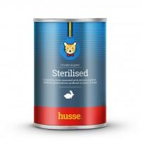 Sterilised Rabbit, chunks 主食罐,肉醬粒加湯汁,野兔味,適合絕育的成年貓: 415 g