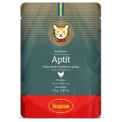 Aptit Chicken 好味新鮮雞胸肉連湯汁: 70g