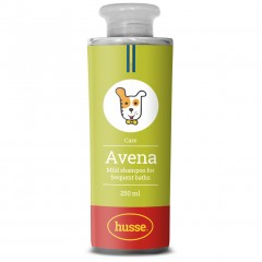 Avena Shampoo 燕麥洗護毛液: 250 ml