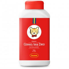 Green tea Deo: 750 g