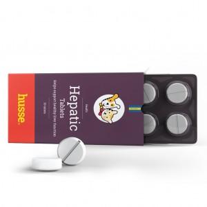 Hepatic Tablets: 30 tablets