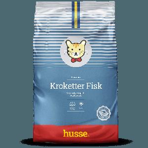 Kroketter Fisk: 3 kg