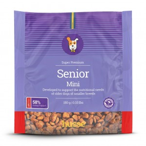 Senior Mini: 150g (Sample)