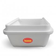 Husse Cat Litter tray, White + Grid
