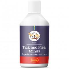 TICK AND FLEA MINUS