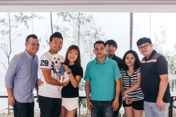 Husse Singapore's Kick-off Meeting